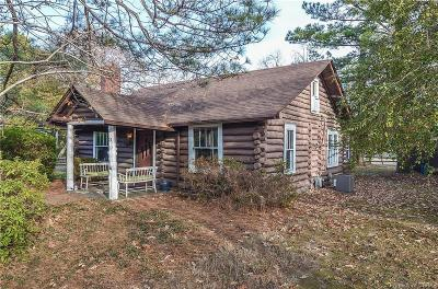 Williamsburg Single Family Home For Sale: 601 Capitol Landing Road