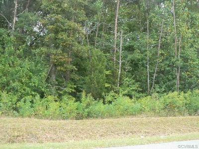 Cumberland VA Residential Lots & Land For Sale: $24,000