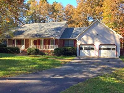Midlothian Single Family Home For Sale: 5518 West Bay Court