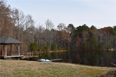 Nottoway County Single Family Home For Sale: 482 Tucker Drive