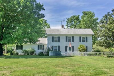 Louisa Single Family Home For Sale: 7303 Poindexter Road