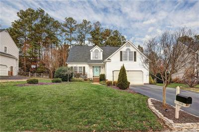 Henrico Single Family Home For Sale: 5709 Rolling Creek Place