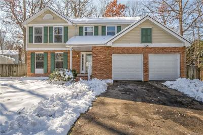 Chesterfield Single Family Home For Sale: 3712 Heartside Place