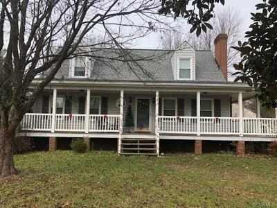 Hanover Single Family Home For Sale: 6414 Lantana Lane