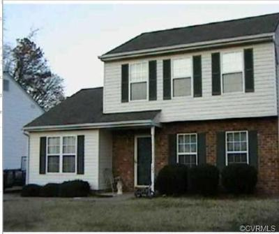 Henrico Single Family Home For Sale: 124 Hart Street