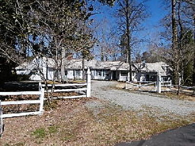 Weems Single Family Home For Sale: 72 Golf Course Drive