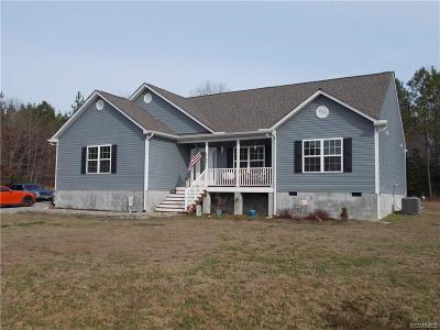 Prince George Single Family Home For Sale: 2795 Deer Run Place