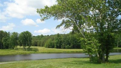 Goochland County Residential Lots & Land For Sale: 1769 Fishers Pond Drive