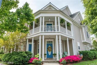 Ruther Glen Condo/Townhouse For Sale: 17304 Camellia Drive