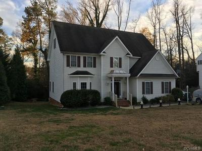 Glen Allen Single Family Home For Sale: 1801 Sidney Court