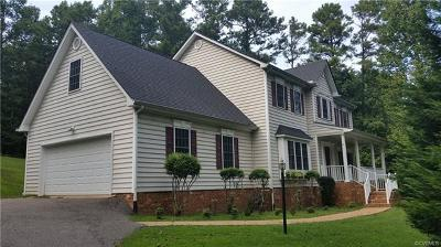 Chesterfield County Rental For Rent: 8224 Macandrew Place