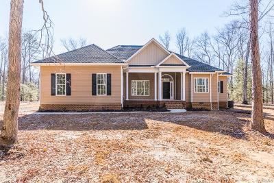 Hanover County Single Family Home For Sale: 4209 Falling View Lane