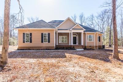 Mechanicsville Single Family Home For Sale: 4209 Falling View Lane