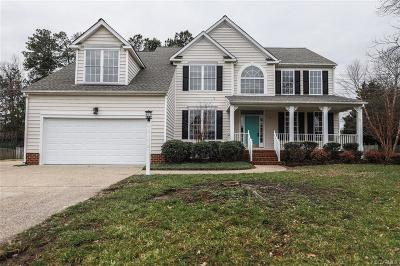 Henrico Single Family Home For Sale: 12335 Bridgehead Place