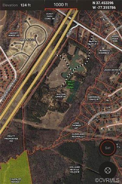 Henrico County Residential Lots & Land For Sale: 3801 Darbytown Road