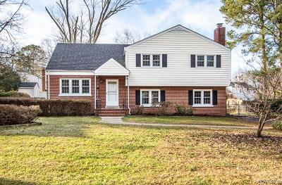 Henrico Single Family Home For Sale: 8405 Kalb Road