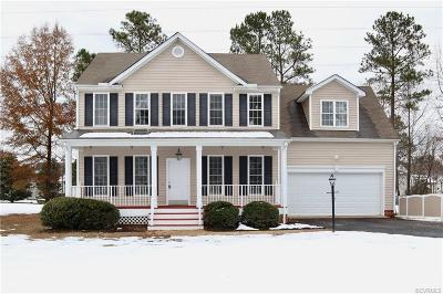 Henrico Single Family Home For Sale: 3110 Kinvan Road