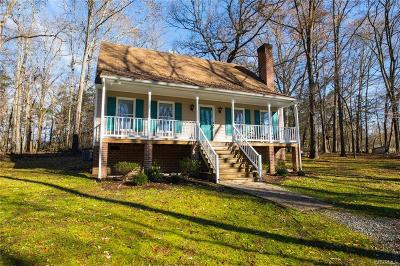 Powhatan County Single Family Home For Sale: 1230 Rocky Ford Road