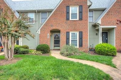 Henrico Single Family Home For Sale: 7805 Camolin Court
