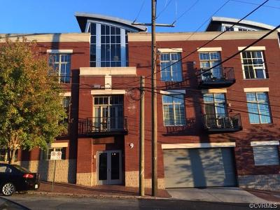 Richmond Condo/Townhouse For Sale: 9 North 25th Street #13