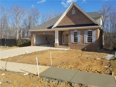 Powhatan Single Family Home For Sale: 2442 Founders Creek Court