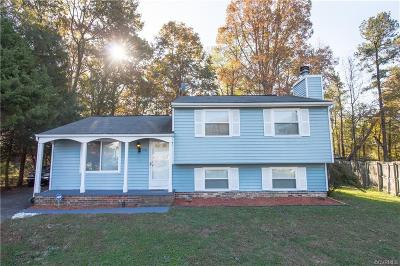 Chesterfield Single Family Home For Sale: 7521 Autumnleaf Court
