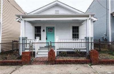 Richmond Single Family Home For Sale: 1219 North 24th Street