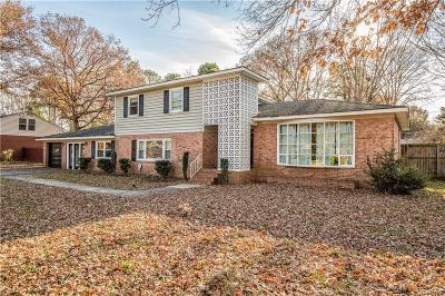 Henrico Single Family Home For Sale: 1613 Littleton Boulevard