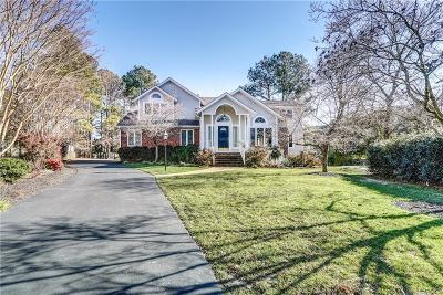 Henrico Single Family Home For Sale: 13301 Teasdale Court