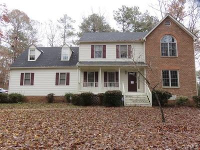 Chesterfield Single Family Home For Sale: 12225 Prince Philip Court