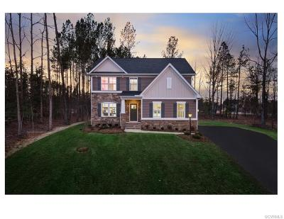 Chesterfield VA Single Family Home For Sale: $434,990