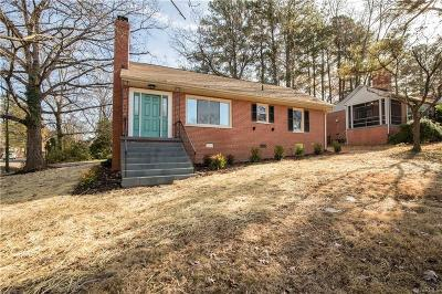 Henrico Single Family Home For Sale: 1227 Blue Jay Lane
