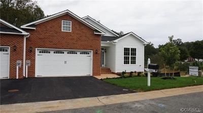 Mechanicsville Single Family Home For Sale: 10051 Berry Pond Lane
