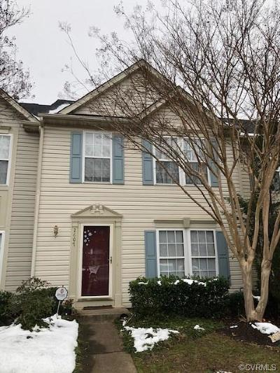 Glen Allen Condo/Townhouse For Sale: 2607 Mountainberry Court