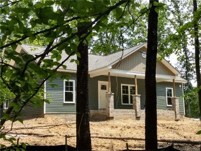Powhatan Single Family Home For Sale: 1792 Beech Drive