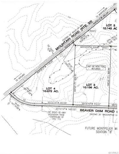 Hanover County Residential Lots & Land For Sale