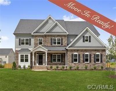 Glen Allen Single Family Home For Sale: 11608 Estes Anderson Way