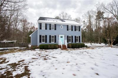 Henrico Single Family Home For Sale: 4741 Glenfinnian Drive