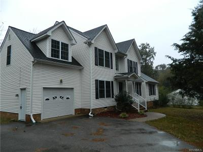 Chesterfield VA Single Family Home For Sale: $277,400