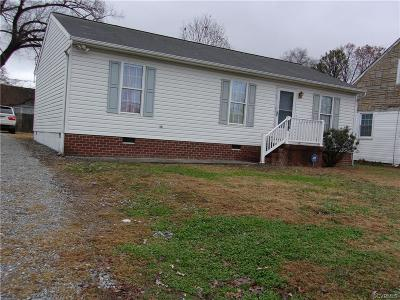 Henrico Single Family Home For Sale: 368 Azalea Avenue