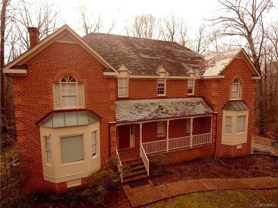 Powhatan County Rental For Rent: 3000 St Marys Way