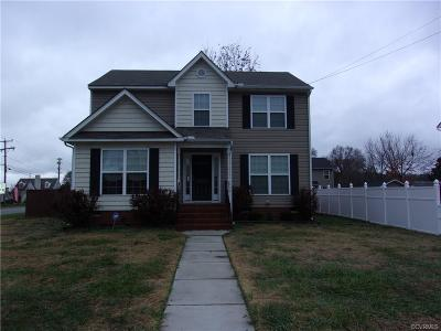 Henrico Single Family Home For Sale: 2930 Hilliard Road
