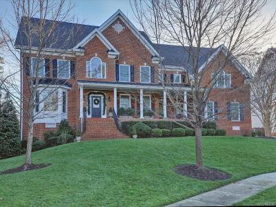 Chesterfield County Single Family Home For Sale: 13313 Welby Terrace