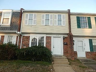 Henrico Condo/Townhouse For Sale: 1958 Repp Circle
