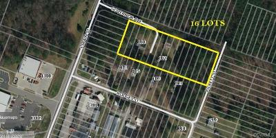 Blackstone Residential Lots & Land For Sale: 100 Governor Avenue