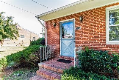 Richmond Single Family Home For Sale: 3607 Patsy Ann Drive