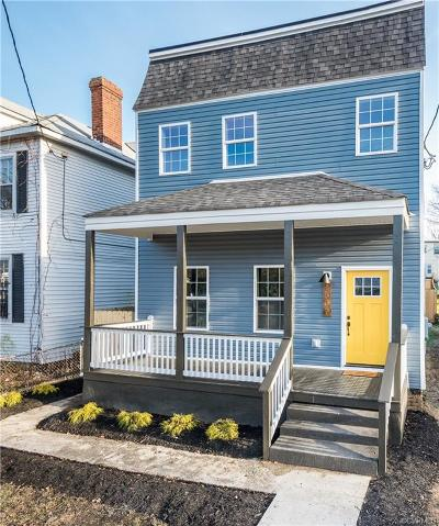 Richmond Single Family Home For Sale: 1507 North 22nd Street
