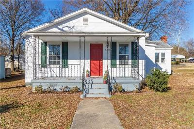 Hopewell Single Family Home For Sale: 2903 Poplar Street