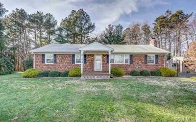 Louisa Single Family Home For Sale: 1285 Mt Airy Road