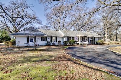 Glen Allen Single Family Home For Sale: 1418 Lee Avenue
